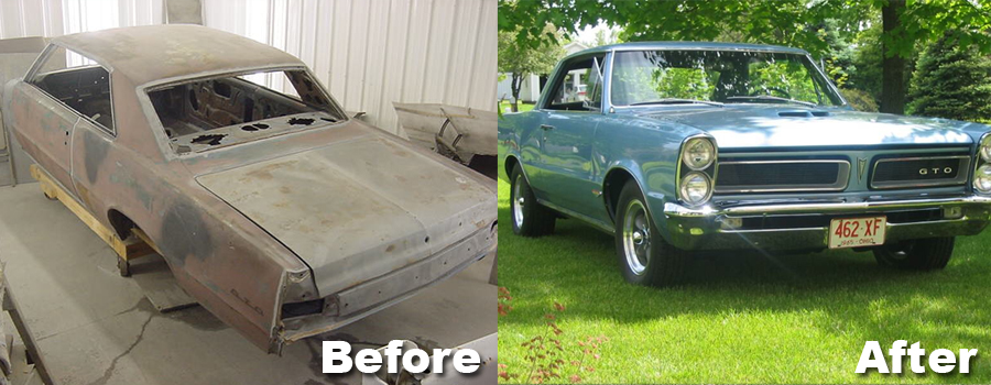 Buy Old Cars To Restore