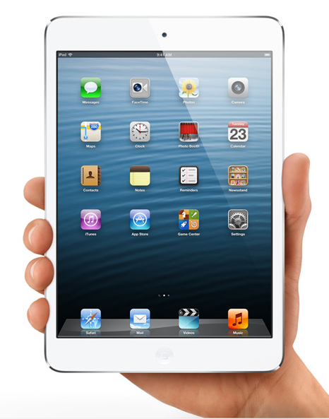 Many Holiday Shoppers Value Quality, Social Status of iPad Mini Over the Savings Offered by Generic Tablets