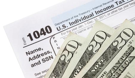 invest tax refund