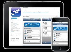 kinecta mobile app