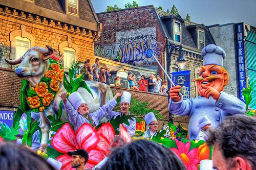 The Secret World of Mardi Gras Alternative Currencies