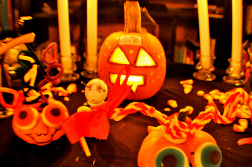 October 2013 Markets Report: Chilling Charts in Time for Halloween
