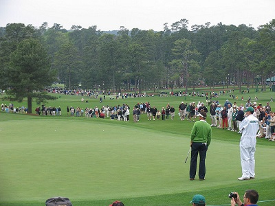 Masters Tournament Purse is 172 Times the Average American's Salary