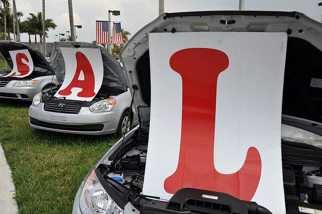 new car loan rates