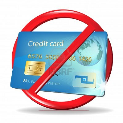 5 Purchases that Should Never Go on Your Credit Card