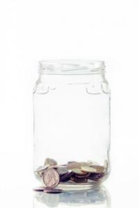 no emergency savings
