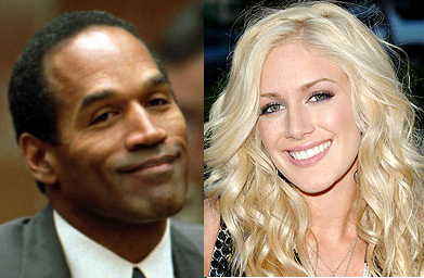 What Do O.J. Simpson and Heidi Montag Have in Common? Both Wrote Books to Get Out of Debt