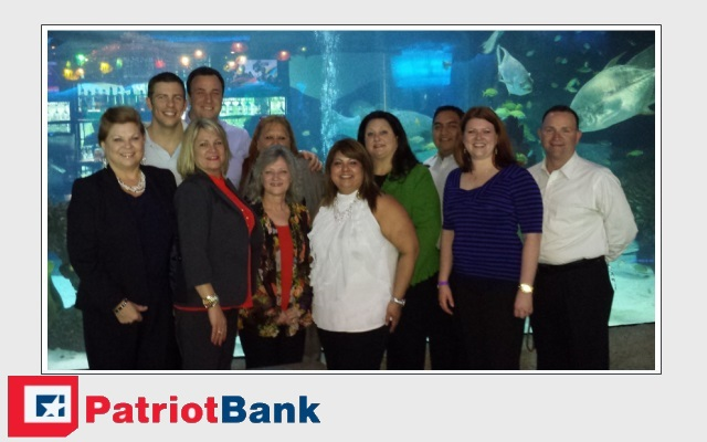 patriot bank tx