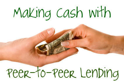 How to Make Money with Peer-to-Peer Lending