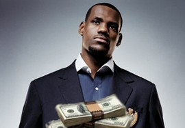 Can You Save Like LeBron James? NBA Plans to Make Players Save for Retirement
