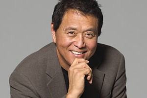 Announcing 12 Days of Finance Winner: Robert Kiyosaki