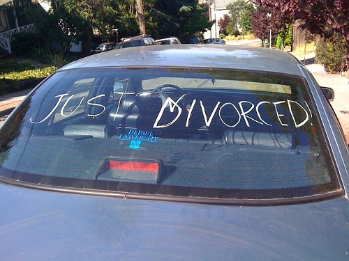 saving money on a divorce
