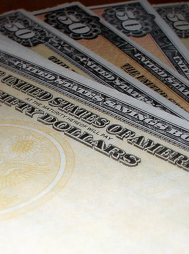 U.S. Treasury Turning Paper Savings Bonds into Digital Format