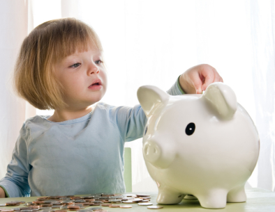 How to Grow Your Child's Savings Account When the Federal Funds Rate Is Low