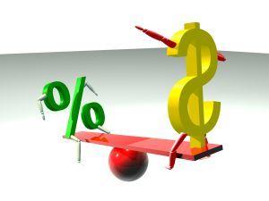 savings rates and loan rates