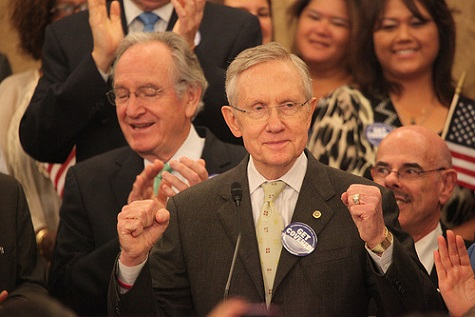 Eleventh-Hour Senate Bill Aims to Reopen Government, Extend Debt Ceiling