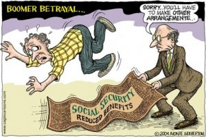 Why You Shouldn't Bank on Social Security Retirement Benefits