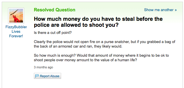 Bmo financial history questions yahoo answers