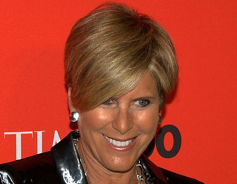 Vote for Suze Orman as the Top Personal Finance Expert of 2013