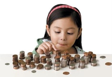 teaching money lessons