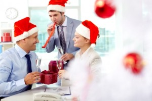 Can Your Budget Survive the Office Christmas Party?