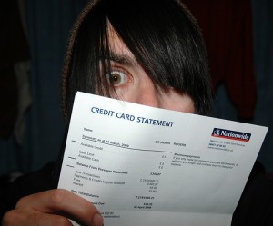 unauthorized credit card charges