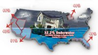 Who's Underwater?! A Look at US States with Upside Down Mortgages