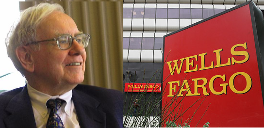 Why Wells Fargo Is Warren Buffett's Favorite Bank