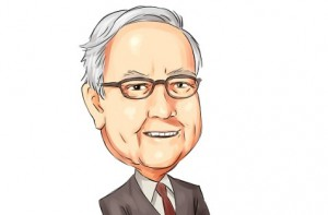 warren buffett's financial advice thumb