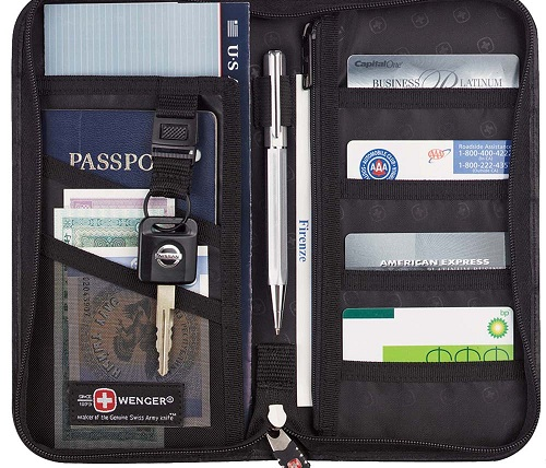 Protect Your Bank Accounts While Traveling: Know What (and What Not) to Carry in Your Wallet