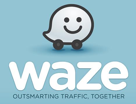 waze driving app