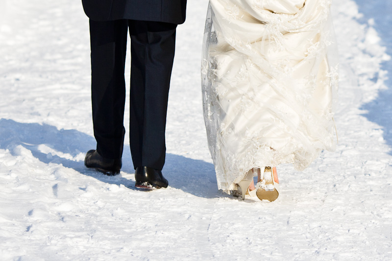 Saving Money on Your Spring Wedding: Skip It and Plan for a Trump-Inspired Winter Ceremony