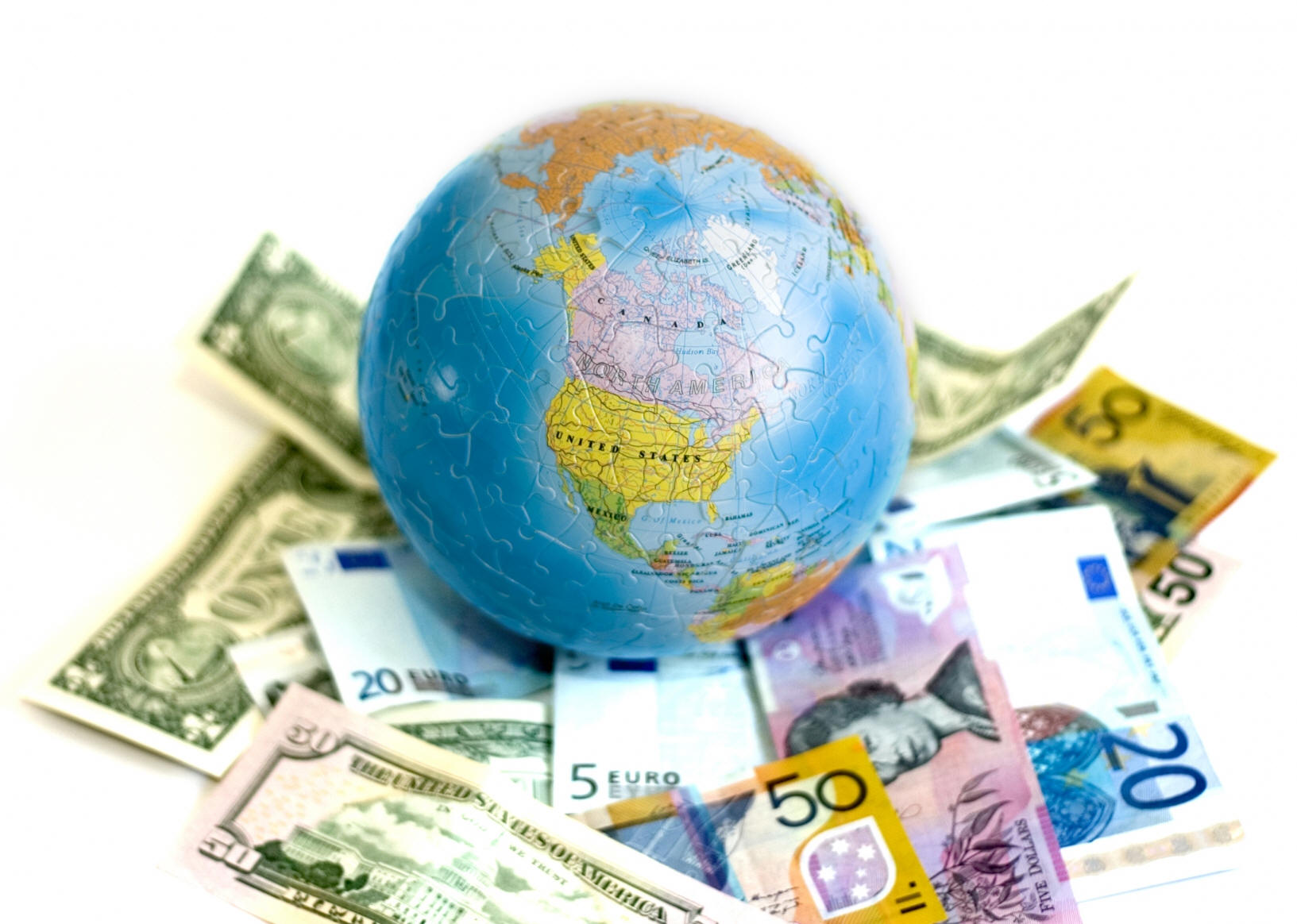 Money Makes the World Go 'Round: An International Comparison of Economic Health