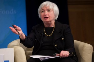 The Two Things Janet Yellen Says Our Economy Needs to Recover